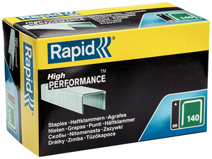 Zszywki RAPID typ 140 HIGH PERFORMANCE 8 mm
